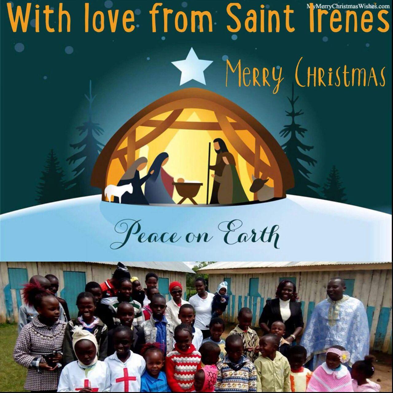 Christmas Wishes Archives St Irene Orthodox Mission Center Orphanage