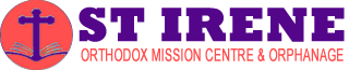 St Irene Orthodox Mission Center & Orphanage Logo