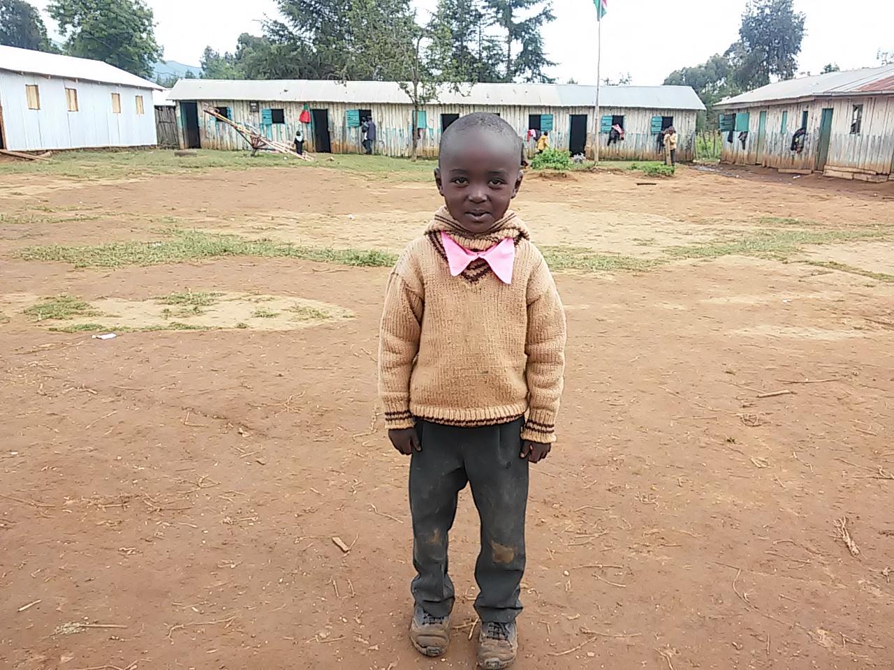 Theodoros Mwangi