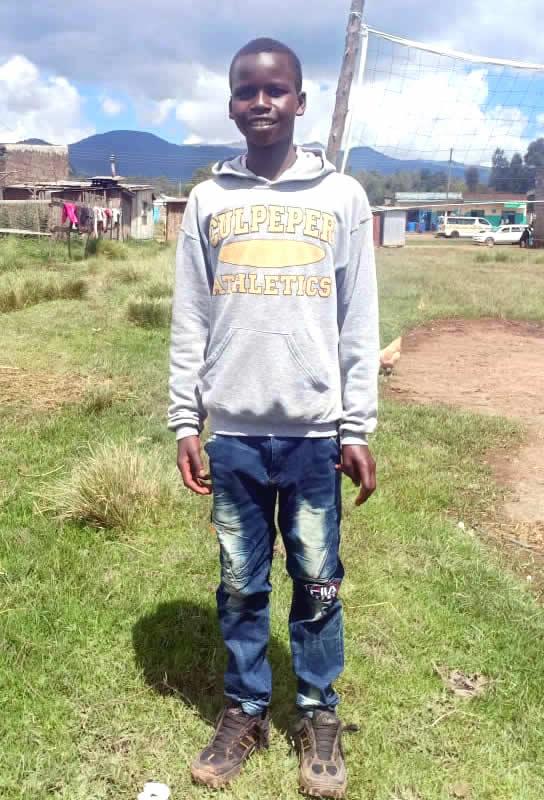 John Kamau