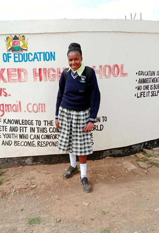 Katherine Nyambura