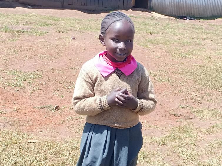 Aliciah Wangari