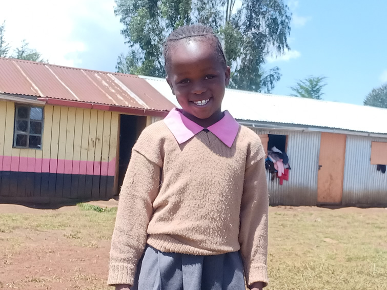 Joyesther Omwangunya