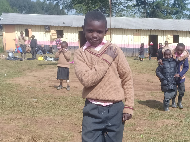 Stephene Mwangi