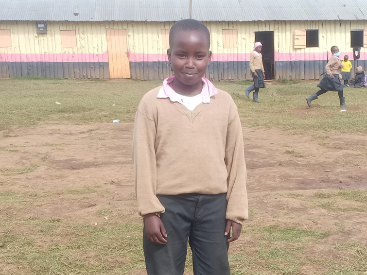 Mark Kamau