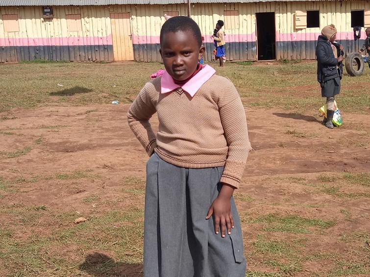 Margaret Wangari
