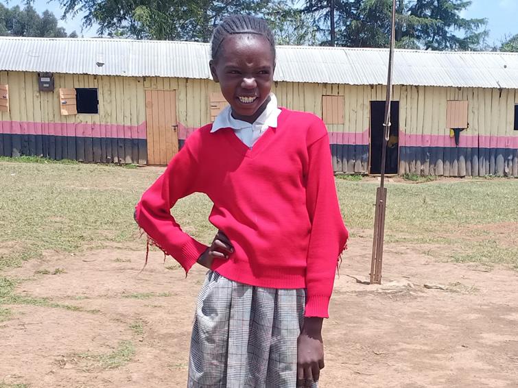 Elizabeth Wambui