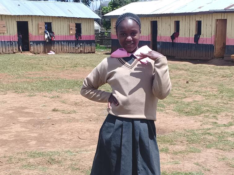 Esther Wanjiku