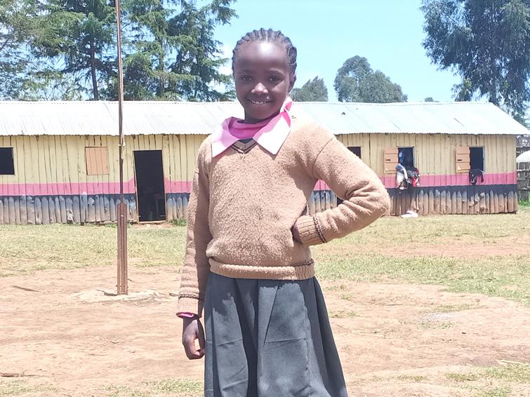 Sarah Wambui