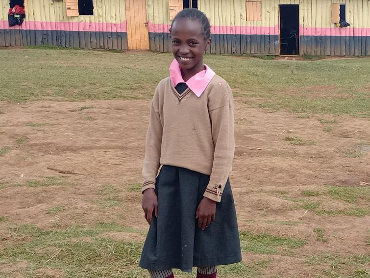 Leah Wambui