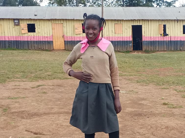 Purity Wangari