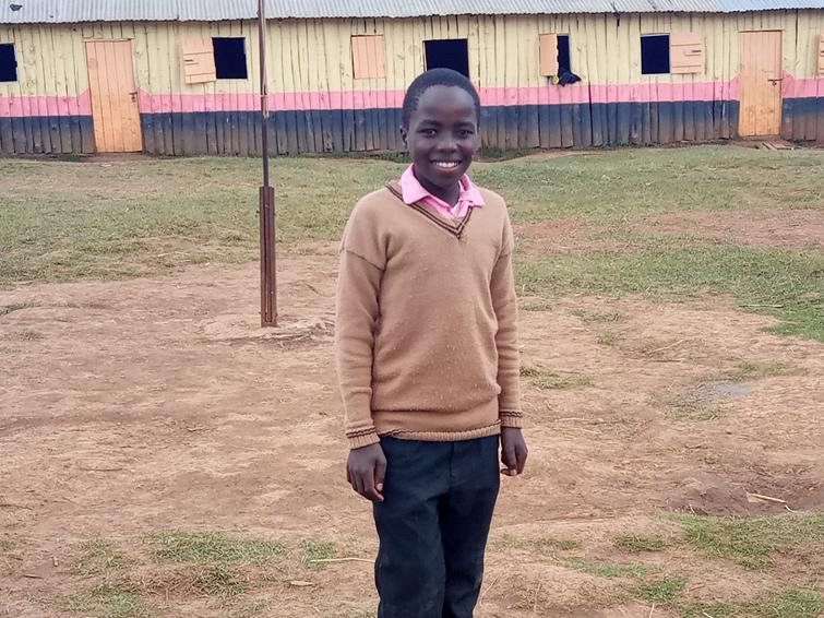 Timothy Kamau