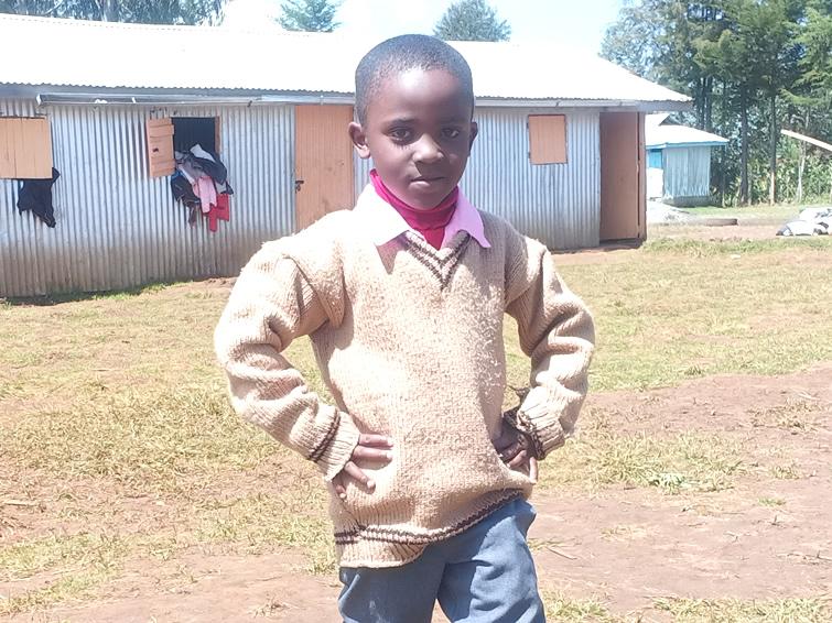 Elvis Kibuthia