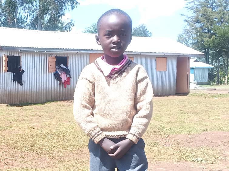 Gift Mwangi